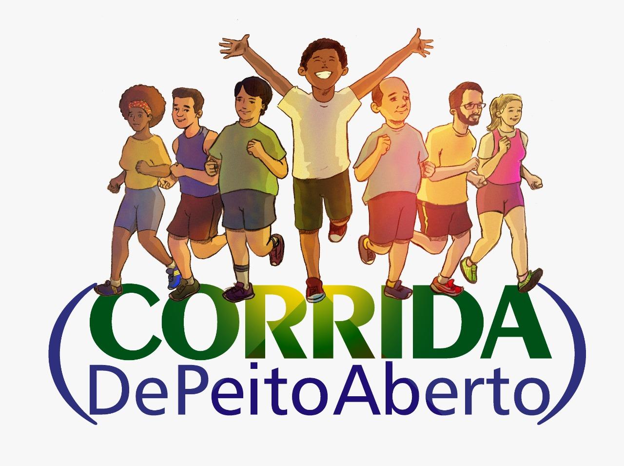 CORRIDA DE PEITO ABERTO
